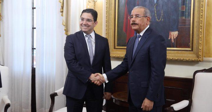 Ministro de Relaciones Exteriores Marruecos dice exportaciones con RD se multiplicaron entre 2012 y 2018