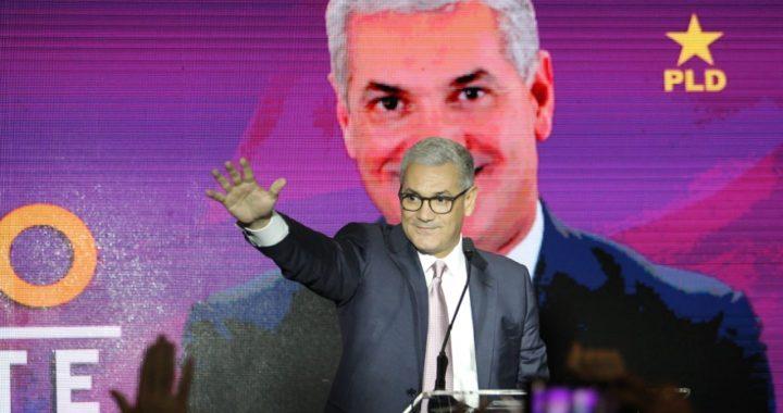 Gonzalo Castillo lanza su precandidatura a la presidencia por el PLD