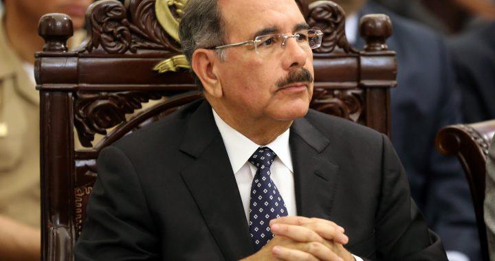 Danilo Medina busca eliminar el 25% de los contaminantes