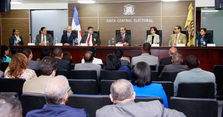 La JCE aumenta a un 20% auditoria en el nivel presidencial