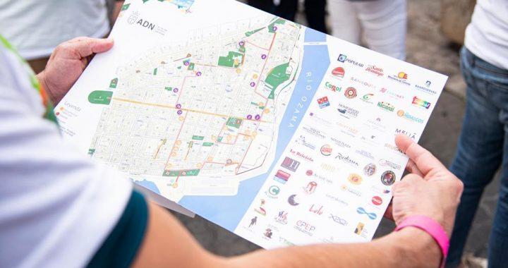 """""""Descubre tu país con CTN"""" se celebró por 35 lugares de la Ciudad Colonial"""