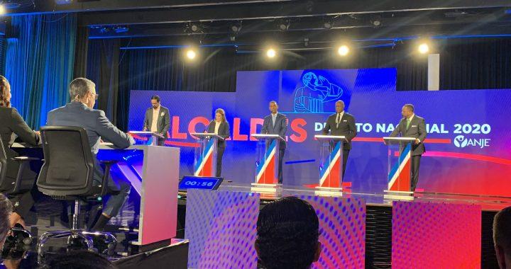 Réplicas y fuertes calificativos marcaron debate de ANJE