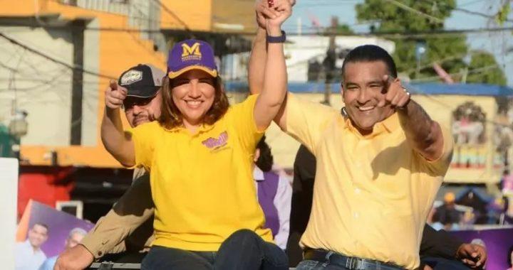 Margarita Cedeño dice Luis Alberto cuenta con mayoría de votos para ganar alcaldía SDE