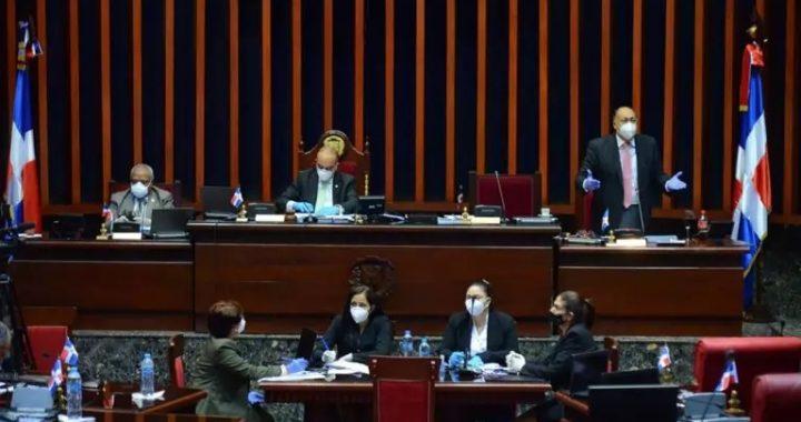Congreso Dominicano le da otros 17 días al Gobierno para enfrentar crisis