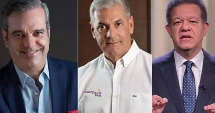 Candidatos presidenciales presentarán credenciales económicas ante AIRD