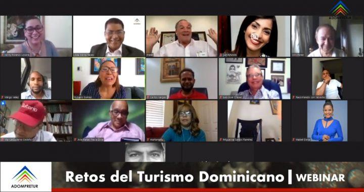 Frank Rainieri habla de la realidad del turismo dominicano.