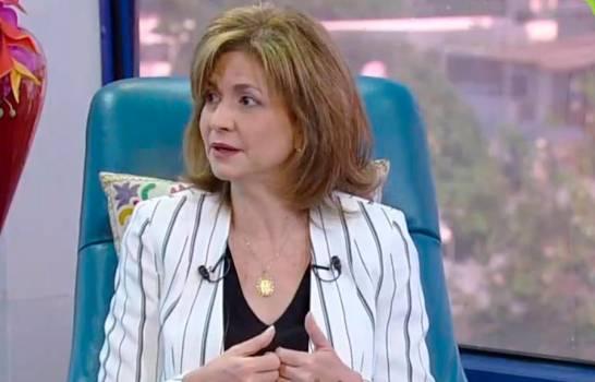 """«Imposible"""" que esté de acuerdo con aborto. Raquel Peña"""