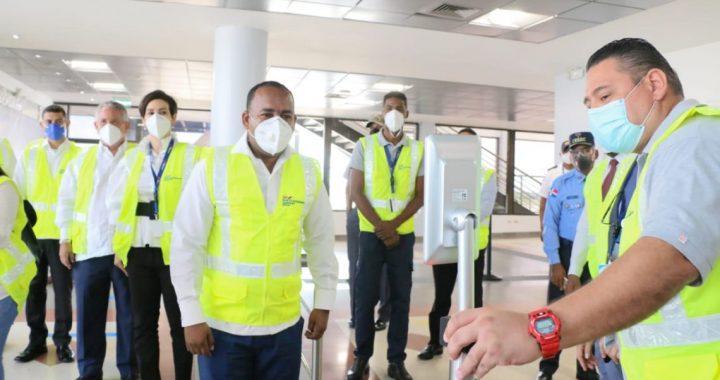 Departamento Aeroportuario, Salud Pública y CESAC coordinan protocolos pruebas COVID-19