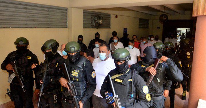 CORTE APELACION CONOCERA RECUSACION JUEZA CASO FALCON.