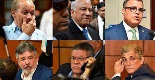 CASO ODEBRECHT: RONDON Y DIAZ RUA CONDENADOS; LOS DEMAS ABSUELTOS.