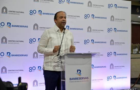 BANRESERVAS CELEBRA 80 AÑOS CON EXPOSICION HISTORICA.